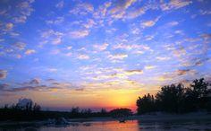 The Bahamas, sunset cruise. photo by me