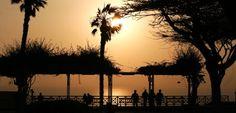 Barranco in Peru: Bloß keine Hektik! Celestial, Sunset, Outdoor, Viajes, Sunsets, Outdoors, Outdoor Living, Garden