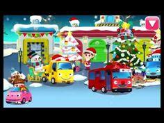 [HD] 메리크리스 마스 꼬마버스 타요와 콩순이 Merry Christmas Tayo the Little Bus