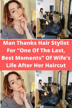Hairstylists can work miracles. They can save overprocessed hair, breathe new life into limp and fine hair, and even spruce up blah locks.  Hairstylists also can change a person's life in the most unexpected way.