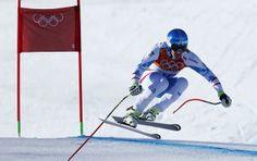2014 winter olympics men's downhill | the men's alpine skiing downhill event during the 2014 Sochi Winter ...