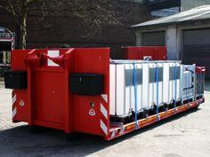 Hier stellen wir Euch den Gefahrgutzug (ABC-Zug) der Feuerwehr Düsseldorf vor. #Feuerwehr #Rettungsdienst #Duesseldorf