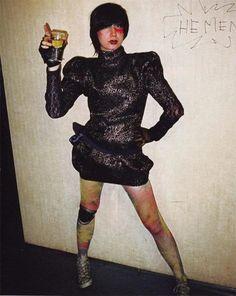 Style Icon: Karen O on Audrey Kitching's Blog - Buzznet