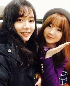 """[JULIETTE☆ @yoongixv] 160119 ezeun_n update with Lovelyz Kei ㅡ #Lovelyz #러블리즈 #Lovelyz8 #BabySoul #Jiae #Jisoo #Mijoo #Kei #Jin #Sujeong #Yein #LoveInUs…"""