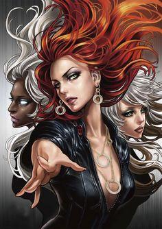 Jean Grey Art