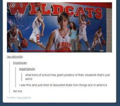 Hahaha it's so freakin funny my school has a big basketball poster exactly like that