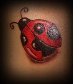 If I ever get one, it'll be a ladybug for my grandmother.