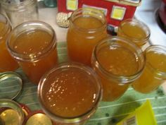 Pear Honey - hoping this might be like my grandmother's.