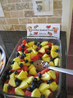 ... | Strawberry Jello Shooters, Fruity Drinks and Alcohol Infused Fruit