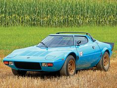 1975 Lancia Stratos HF Stradale by Bertone  It is not cool to drool but sometimes it can't be helped