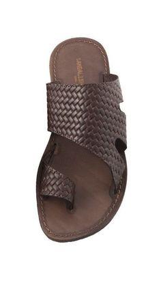 a8ad5e23c579 Metro Men Brown Sandals - Buy 12