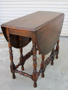 Antique Drop Leaf Table >> 110 Best Old Drop Leaf Tables Images In 2019 Painted Furniture