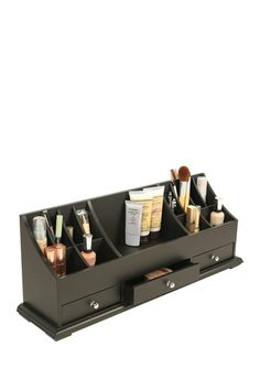 Black Personal Organizer - Large by Richards on @HauteLook