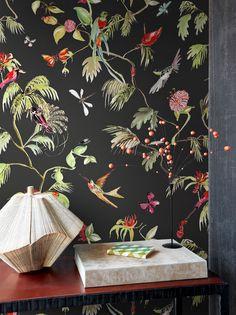 Wallpaper Birds of Paradise 17712 Designed for Living