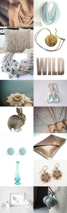 Go A Little Wild by Linda Karen on Etsy--Pinned+with+TreasuryPin.com