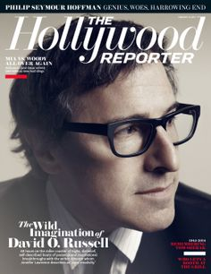 """The Hollywood Reporter gets an inside look at David O. Russell, the director Jennifer Lawrence calls """"pure creativity."""""""