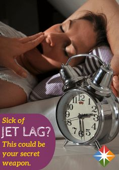 Tired of travel fatigue? Find out how a natural hormone could make your jet-setting life more bearable.