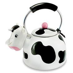 Animal Kettle - Cow Kettle | Peter's of Kensington