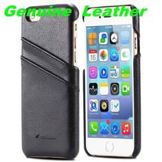 Business Style Luxury Leather Case For Apple iphone 6 Cover Fashion Wallet Card Holder Wax Phone Funda Bags For Iphone Leather Case, Iphone Wallet Case, Card Wallet, Iphone Case Covers, Leather Wallet, Phone Cover, Iphone 7 Plus, Business Fashion, Business Style