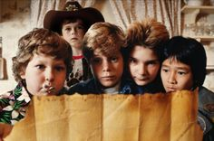 The Goonies!  Love this movie..