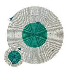 Placemats & Coasters Greenery (set of 4 each) Cotton Rope, Place Settings, Placemat, Farmers, Different Colors, Greenery, South Africa, Coasters, Sew