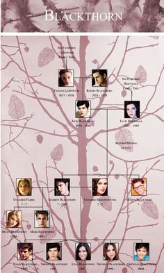 Blackthorn family tree