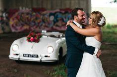 #wedding #pictures #shoot #urban #couple #car #flowers #graffiti #photography #edopaul
