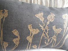 "Handmade Lapin//Lièvre Print Lovely Housses De Coussin 16/"" X 16/"""