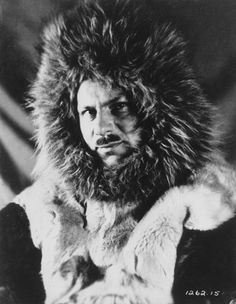 Photograph of Byrd (1888-1957) at the South Pole taken during United States Antarctic expedition. Byrd travelled to both the North and South...