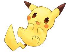 Render Pokemon - Renders pikachu jaune animal