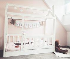 Bedhuisje - Fuego Kidsroom, Kids Bedroom, Baby Room, Diy And Crafts, Toddler Bed, House, Inspiration, Furniture, Home Decor