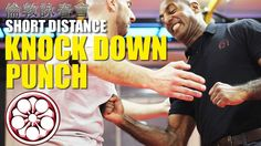 Surprise, Punch, & Drop SOMEONE INSTANTLY!!! How to Fight with Short Dis...