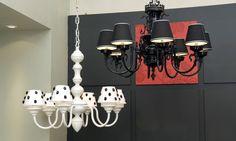 Renovar una lámpara de araña
