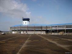 Johan Adolf Pengel International Airport ( Zanderij ) - Suriname