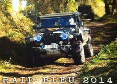 Raid Bleu sur les pistes du beaujolais