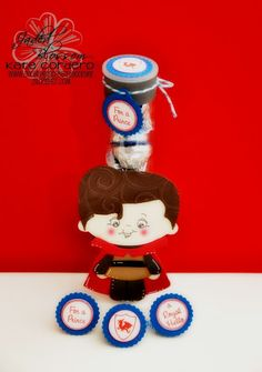 Created by Kate using Royal Candies, Candy Charms & Banner Dies and 1x6 Tube. http://jadedblossom.bigcartel.com/
