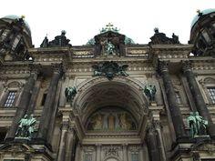 Catedral de Berlín. /Tamara Velázquez - Con la pluma en abndeja