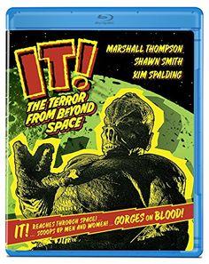 It! The Terror from Beyond Space - Blu-Ray (Olive Films Region A) Release Date: May 19, 2015 (Amazon U.S.)
