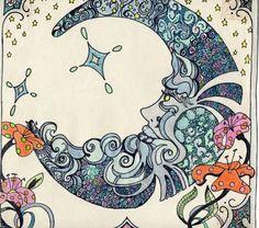 41 best images about Sun and Moon Art on Pinterest | Sun, Mandalas ...