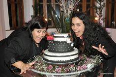 Eu e Luciana Viegas no Bolo.