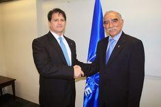 Honduras, Nación y Mundo: BCIE y OIRSA ratifican compromiso a favor de la sa...