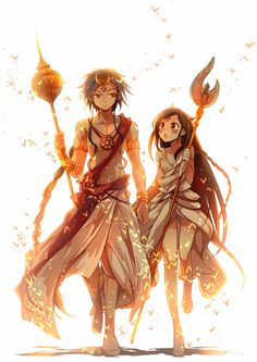 Magi: The Labyrinth of Magic - Sheba and Solomon