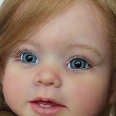 Reborn girl toddler Nicole* kit Bonnie by Linda Murray/