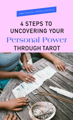 Talking To Yourself Through Tarot: 4 Steps To Understanding Your Power Through The Cards — Holisticism Be Kind To Yourself, Trust Yourself, Wiccan Alter, Wiccan Books, Pagan Beliefs, Wiccan Symbols, Trust Love, Tarot Readers, Talking To You