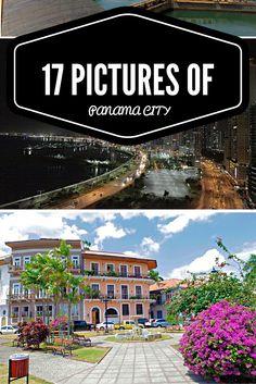 17 Photos of Panama City