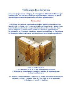 ISSUU - technique maisons en bois de Jean-Anthony Wakim