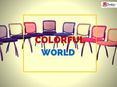 Lets make the office colourful!!  #Office #officedecor #officefurniture #furniture #chairs #officechairs #modularofficefurniture #kolkata  for details follow the link - www.stellarglobal.com/products Furniture Chairs, Office Furniture, Office Chairs, Office Decor, Executive Chair, Kolkata, Collections, Link, How To Make
