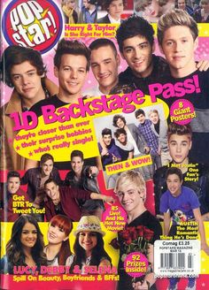 Buy a single copy or a subscription to Popstar Magazine from the worlds largest online newsagent. Popstar Magazine is the place for all your celebrity gossip, Star Magazine, Girls Magazine, Seventeen Magazine, Selena Gomez Poster, Canciones One Direction, Vintage Magazines, Teen Magazines, Dogs And Kids, Free Prints