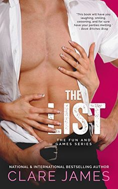 The List (Quick and Dirty Series Book 1) by Clare James https://www.amazon.com/dp/B00I1U15ZU/ref=cm_sw_r_pi_dp_x_I2Kcyb9RN77ZD