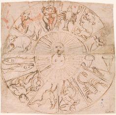 Paolo Farinati | Signs of the Zodiac | The Morgan Library & Museum